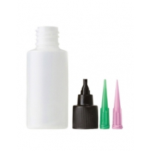 Applicator Bottle/Cap/Needle by Loon Outdoors