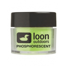 Fly Tying Powder: Phosphorescent by Loon Outdoors