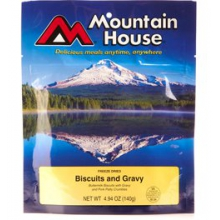 Biscuits and Gravy in Logan, UT