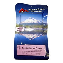 Mountain House Neapolitan Ice Cream Bar in Pocatello, ID