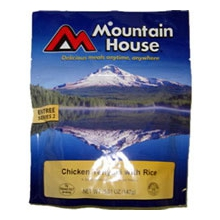 Mountain House Chicken Teriyaki with Rice by Mountain House