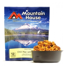 Chili Mac With Beef by Mountain House