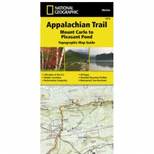 Appalachian Trail-Mount Carlo to Pleasant Pond Map -