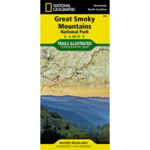 Great Smoky Mountains National Park Map - in Florence, AL