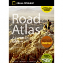 Road Atlas Adventure Edition - in Columbia, MO