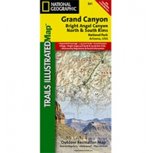 Trails Illustrated - Grand Canyon West Map - AZ - Map by National Geographic: Trails Illustrated