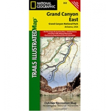 Trails Illustrated - Grand Canyon East Map - AZ - Map in O'Fallon, IL