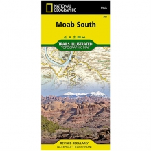 Moab South: Outdoor Recreation Map in O'Fallon, IL