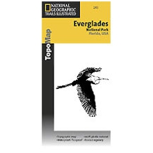 243 Everglades National Park Map in Kirkwood, MO
