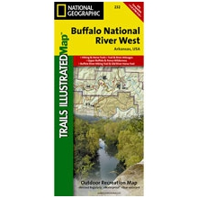 232 Buffalo National River West Map in Columbia, MO