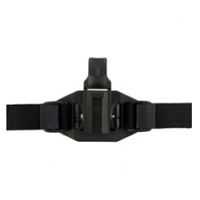 Lumina Helmet Mount Strap - Black by NiteRider