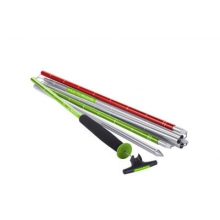 320+ PFA Probe Silver/Green 320cm