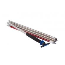 320+ Steel Pro pfa Steel/Silver 320cm