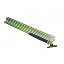 240 Light PFA Probe Silver/Green 240cm