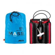 M.A.S.S. Unit for Avalanche Backpacks - Blue by Ortovox