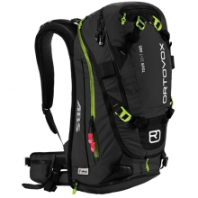 Tour 32+7 ABS Ready Backpack: Black Anthracite