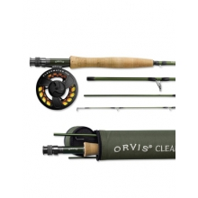 Clearwater Fly Rod Outfit by Orvis