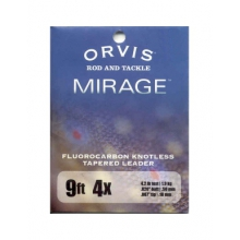 Mirage Fluorocarbon Trout Leaders by Orvis