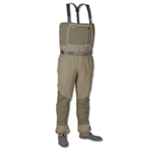 Silver Sonic Convertible Top Waders - Men's by Orvis