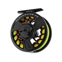Clearwater Large Arbor Fly Reel by Orvis