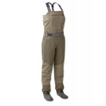 Silver Sonic Convertible Top Wader - Women's by Orvis