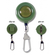 Wire Cord Zinger Clip-On by Orvis