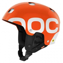 Receptor Backcountry MIPS Helmet: Uranium Black, Medium