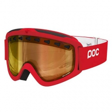 Iris 3P Goggles: Bohirum Red
