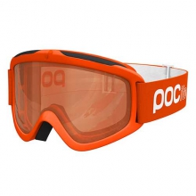 POCito Iris Goggles - Youth: Fluorescent Orange