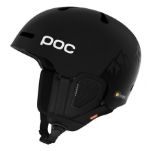 Sports Fornix BC MIPS J. Jones Special Edition Helmet: Uranium Black, Medium/Large by POC