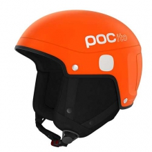 POCito Skull Light Helmet - Kid's: Fluorescent Orange, Extra Small/Small by POC