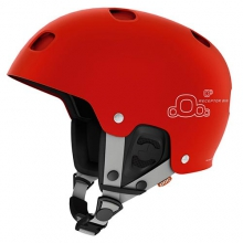 Receptor Bug Helmet: Granate Red, Medium by POC