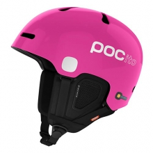 POCito Fornix Helmet - Kid's: Fluorescent Pink, Medium/Large by POC