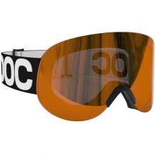 Lid Goggles: Uranium Black Frame/Persimmon Red Mirror Lens