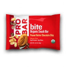 Peanut Butter Chocolate Chip Bite Snack Bar by ProBar