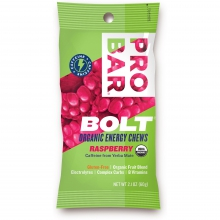 Probar Bolt Energy Chews - Raspberry in Kirkwood, MO