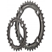 Turbine 10-Speed Chainring Set, 120mm x 80mm by Race Face