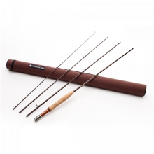 Classic Trout Fly Rod - DARK CLAY BROWN,276-4 by Redington