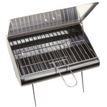 Takeaway Grill - Stainless Steel by Rome
