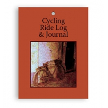 Cycling Ride Log & Journal - Log by Rome