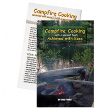 Campfire Cooking - Achieved With Ease...With A Gourmet Touch - Paperback by Rome