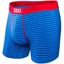 Saxx Vibe Boxer Brief Mariner Stripe - Men's - Mariner Stripe In Size in Bee Cave, TX