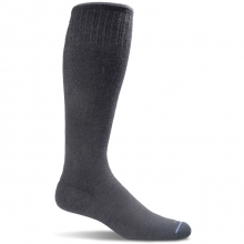Circulator Sock Mens - Black M/L by Sockwell