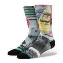 Men's Sherm Creature Socks L/XL by Stance
