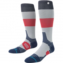 Men's Silver Glance Sock by Stance