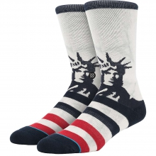 Men's Lady Liberty Sock by Stance