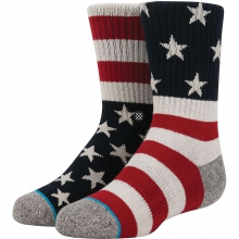 Kids' Banner Boy 2 Sock by Stance