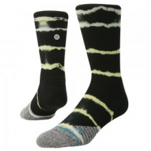 Momentum Running Sock Men's, Volt, L by Stance