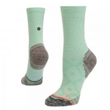 Race Day Running Sock Women's, Mint, S by Stance