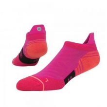 Painted Low Running Sock Women's, Pink, M by Stance